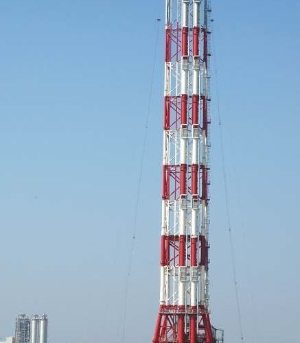 Flare System Paradip Refinery